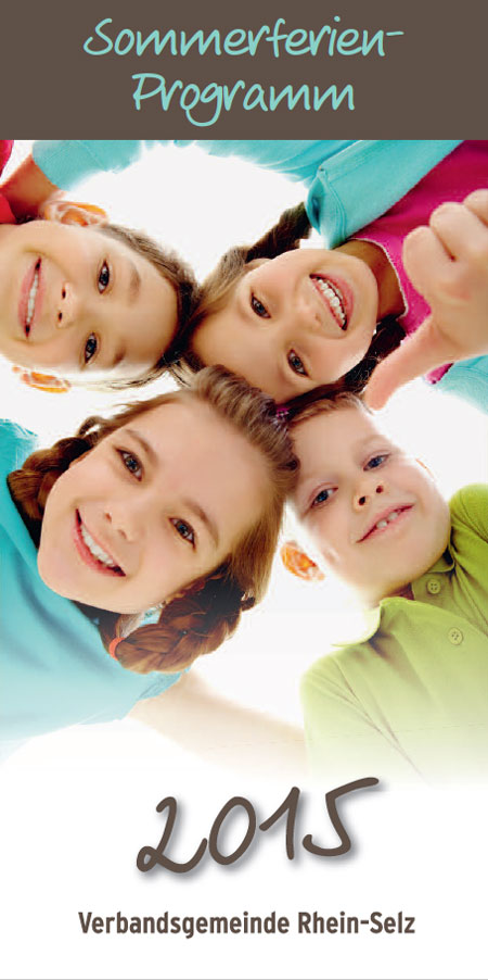 Sommerferienprogramm 2015