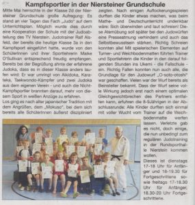 Rhein-Selz Aktuell 21-2016 Judo