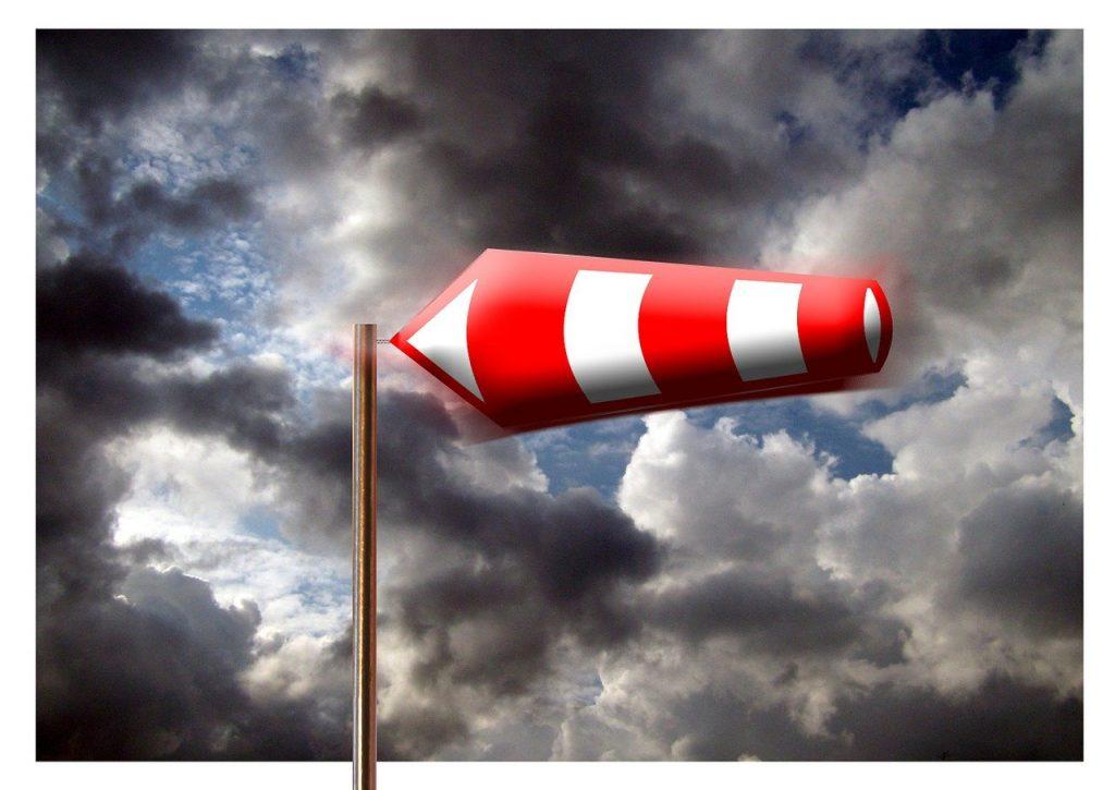 Sturmwarnung Schulfrei
